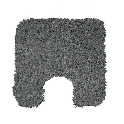 Коврик для туалета Spirella Highland серый 55х55 см