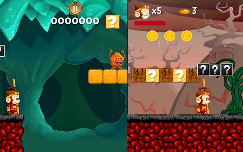 Jungle Run and Jump 2020:Jungle Adventure 5