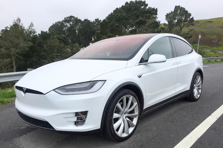 Rent A White Tesla Model X In San Francisco Getaround - Rent a tesla chicago