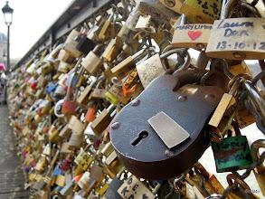 Photo: Pont des Arts
