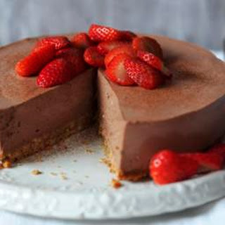 Low-fat Cheesecake.