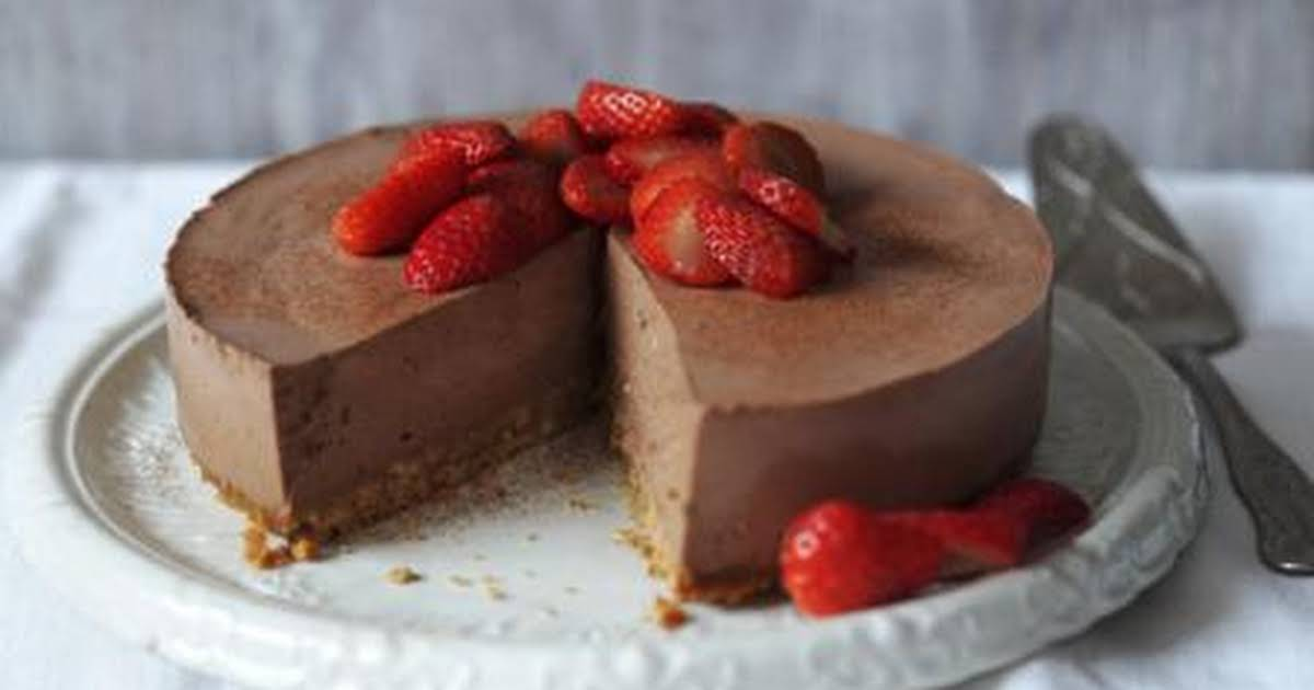 Quark Chocolate Mousse High Protein Low Fat