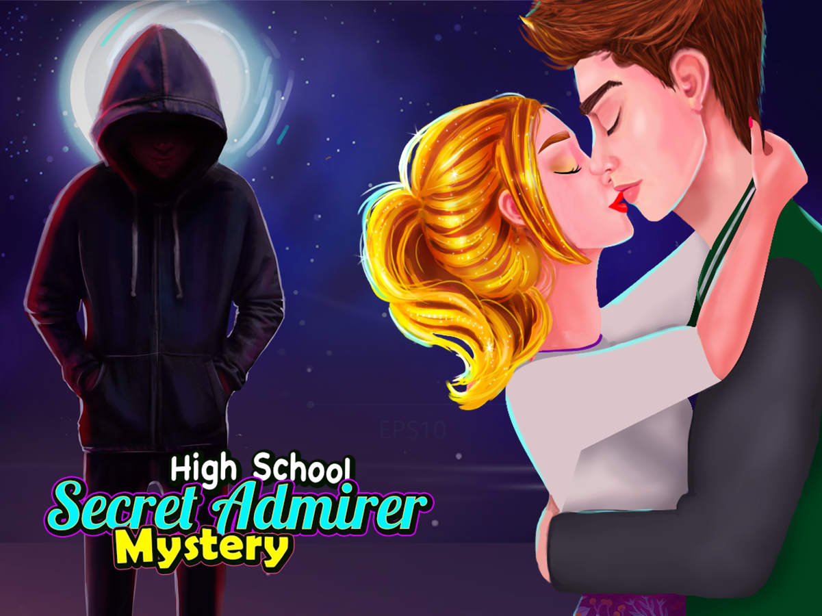 High School Story 3: Secret Admirer Mystery- screenshot