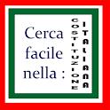 Costituzione Italiana facile icon
