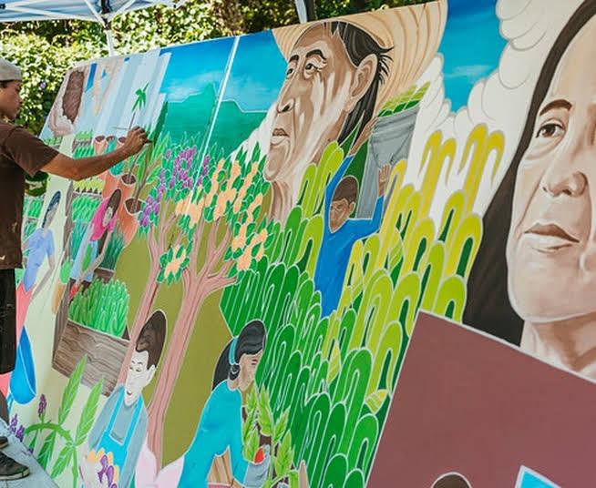 Mural Celebration