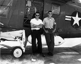 Photo: Mike Kunda & Bob McGowan Circa 1969
