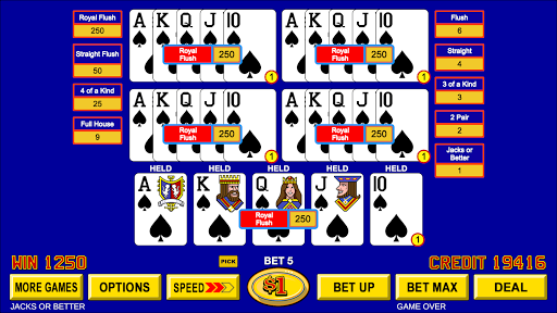 Video Poker - Classic Casino Games Free Offline filehippodl screenshot 13