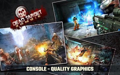 DEAD TARGET: Zombie- screenshot thumbnail
