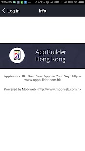 Appbuilder Hong Kong- screenshot thumbnail