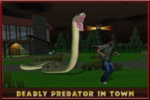 愤怒的蟒蛇模拟器2016年