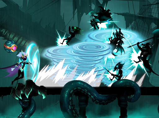 Stickman Legends: Shadow Of War Fighting Games modavailable screenshots 19