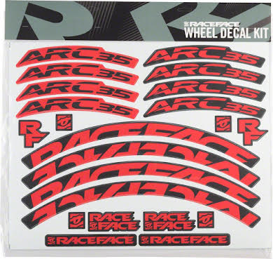 RaceFace Decal Kit for Arc 35 Rims alternate image 3