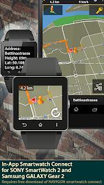 NAVIGON Europe Screenshot 8