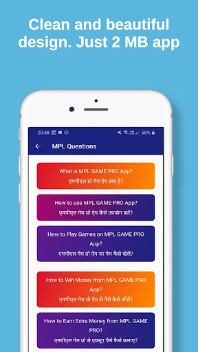 MPL Game Pro Guide App - Earn Money from MPL Pro 1.2.3 screenshots 3