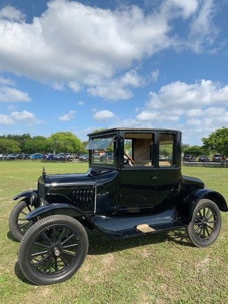 1923 Ford Model T Hire FL