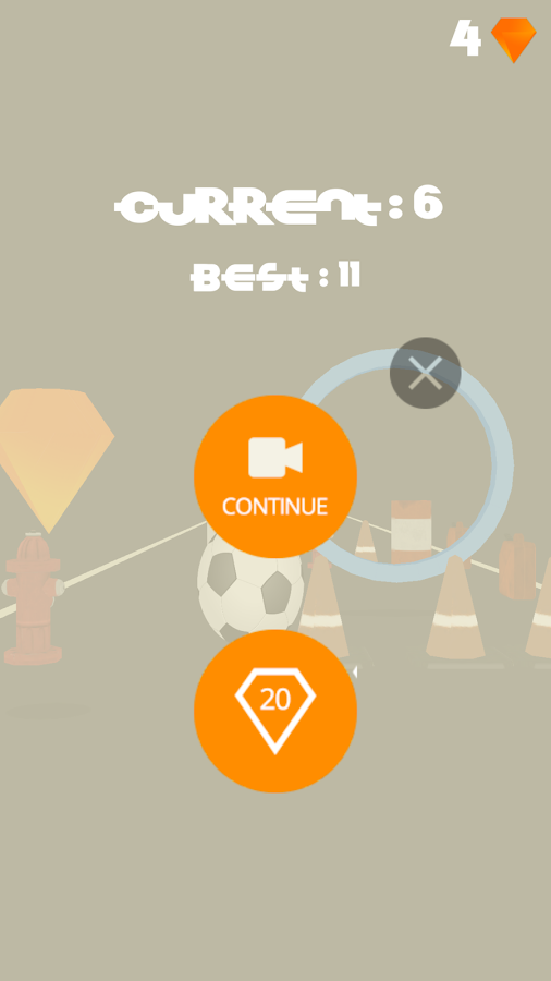 Professor Ball | Bounce - Jump - Circle - Diamond- screenshot