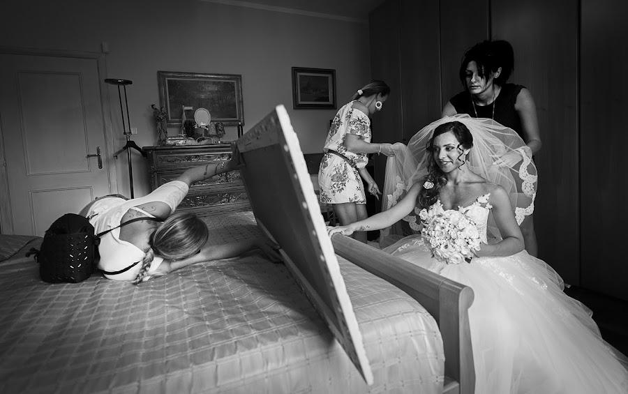 Wedding photographer Alessandro Colle (alessandrocolle). Photo of 05.01.2018