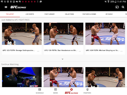 UFC- screenshot thumbnail