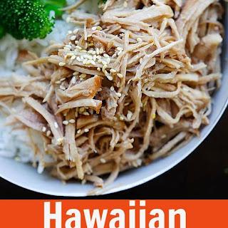 Hawaiian Kahlua Pork