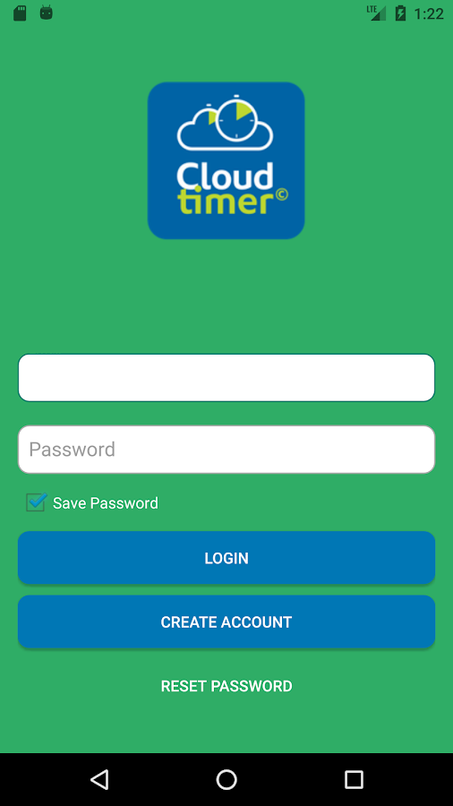 CloudTimer Sports Timing- screenshot