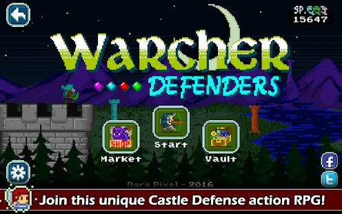 Warcher Defenders - náhled