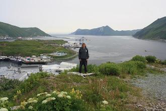 Photo: Myself and Dutch Harbor