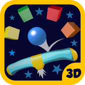 Brick Breaker 3D: Space Adventure