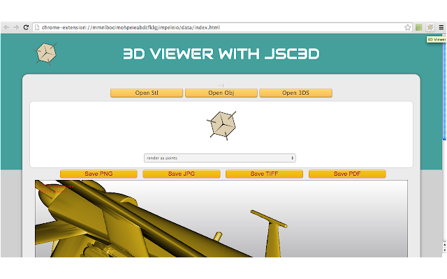 3D Viewer and Advanced Studio