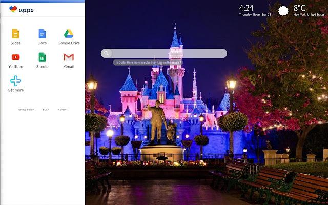 Disney Wallpaper & Background Chrome Theme
