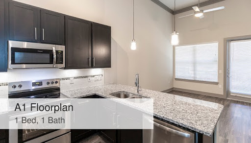 A1 Floorplan 1 Bed 1 Bath Circa Frisco Apartments In