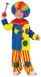Clowndräkt, barn