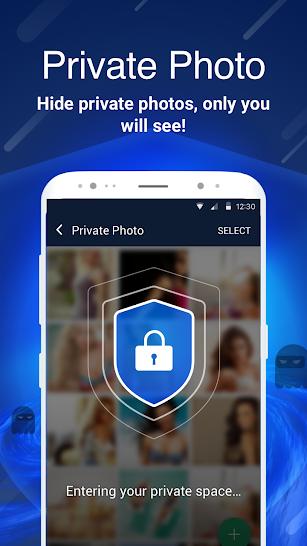Clean Master - Antivirus, Applock & Cleaner screenshot for Android