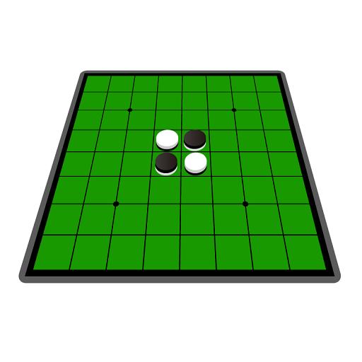完全無料でネット対戦が熱い! リバーシゲーム 棋類遊戲 App LOGO-APP開箱王