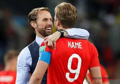 """Gareth Southgate : """"Je n'ai pas encore envie de rentrer à la maison"""""""