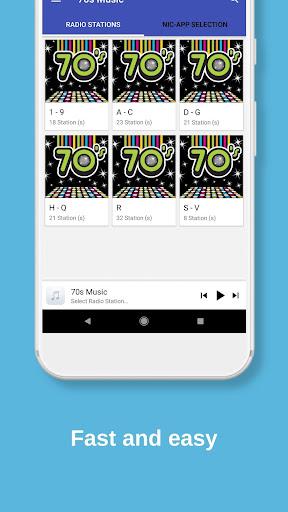 70s Music. Best free 70s music radio stations screenshots 3