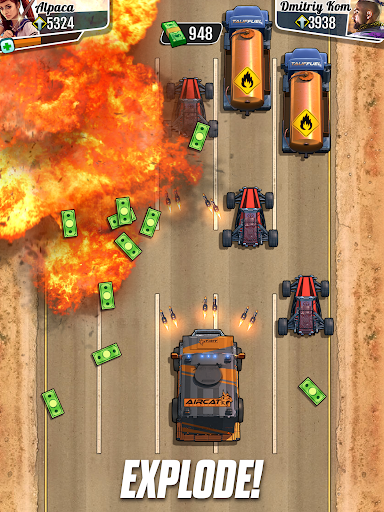Fastlane: Road to Revenge 1.45.4.6794 screenshots 20