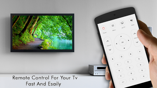 Universal-Remote Control for All TV,Ac,Set Top Box Screenshot