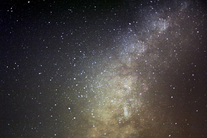 Photo: Milky Way in Tucson, AZ