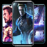 4K Superhero Wallpaper