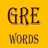 GRE Words