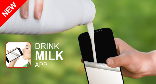 Drink Milk on your phone