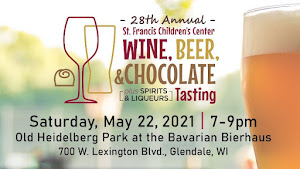 Wine, Beer & Chocolate Tasting Event