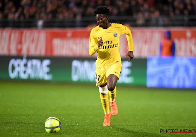 Officiel: Timothy Weah rejoint le Celtic Glasgow