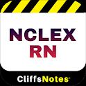 NCLEX RN Exam Prep & Practice App: CliffNotes icon