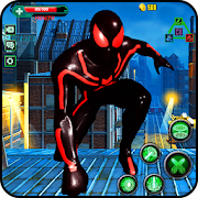 Spider Hero:Amazing Strange Super Spider Rope Hero