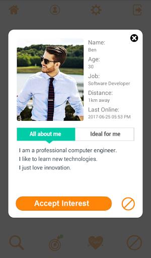 Cupid Dating 3.0.44 screenshots 2