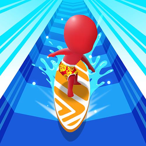 Water Race 3D: Aqua Music Game(Mod Money) 1.2.8mod