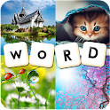Addictive Puzzle 4 Pics 1 Word icon