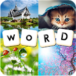 Addictive Puzzle 4 Pics 1 Word Icon