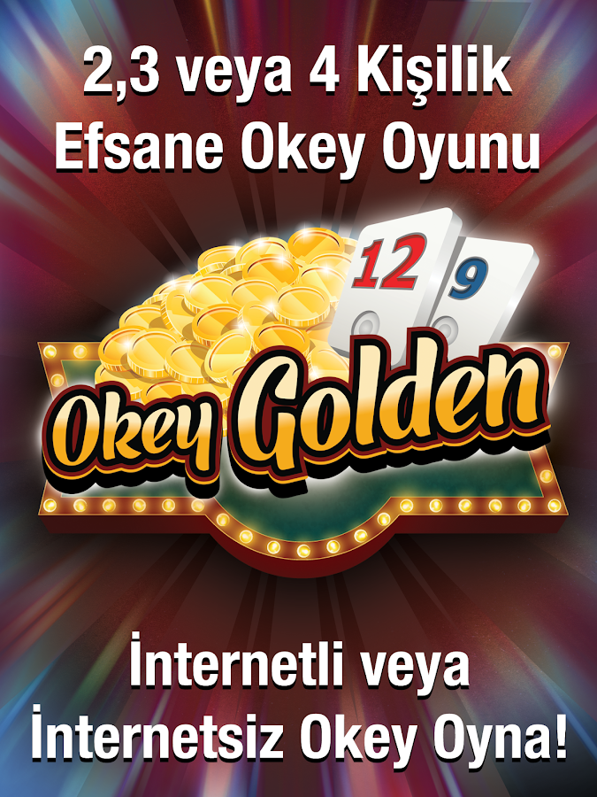Okey - Play Online & Offline- screenshot